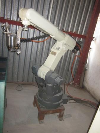 Robot Motoman K6SB